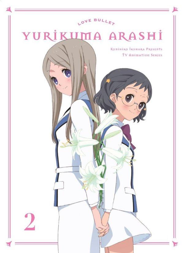 Yuri Kuma Arashia Japanese Volume 2 Cover