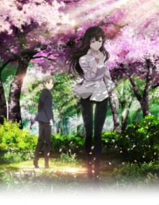 A Corpse is Buried Under Sakurako's Feet