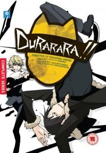 Durarara UK Season 1 Cover