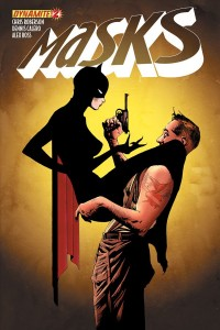 Masks 2 Issue 2 Cover