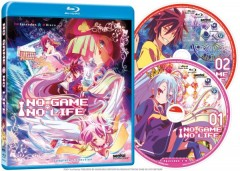 No Game No Life BD Complete