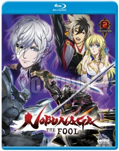 Nobunaga the Fool Collection 2 Blu-ray Cover