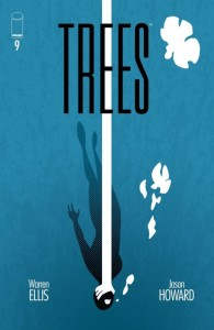 Trees Issue 9 Cover