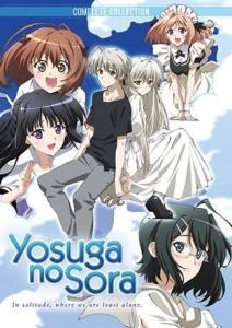 Yosuga no Sora Cover