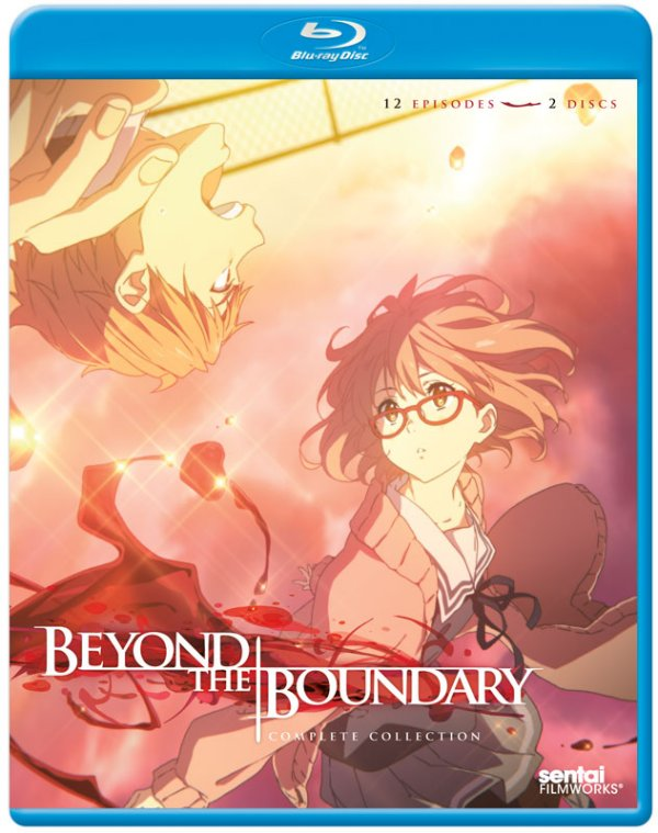 Beyond the Boundary BD Cover