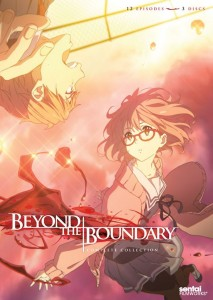 Beyond the Boundary DVD Cover
