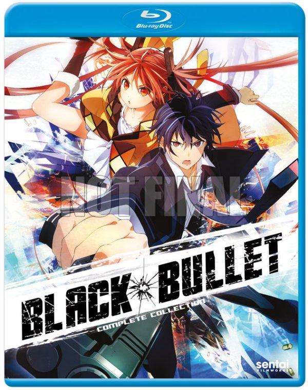 Black Bullet BD Cover