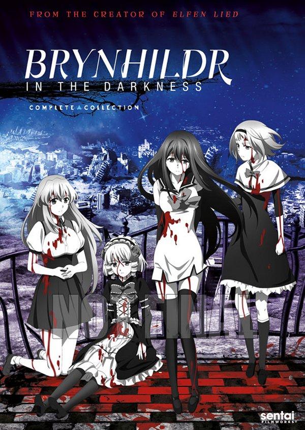 Brynhilder in the Darkness DVD Cover