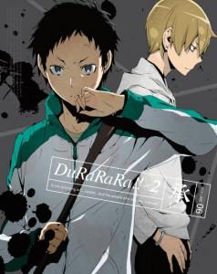 Durarara X2 Japanese Volume 6