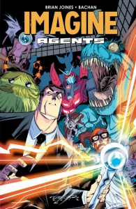 Imagine Agents Cover