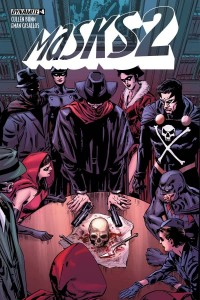 Masks 2 Issue 4 Cover