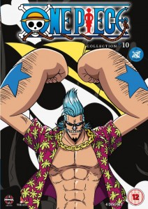 One Piece Collection 10 UK Cover
