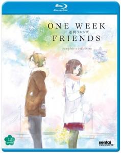 One Week Friends Blu-ray Cover