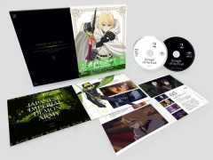 Seraph of the End Japanese Volume 2 Packaging