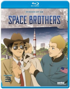 Space Brothers Part 3 Cover