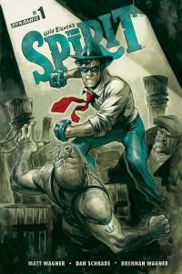 Spirit Issue 1 Cover