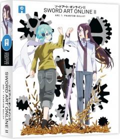 Sword Art Online II UK Cover