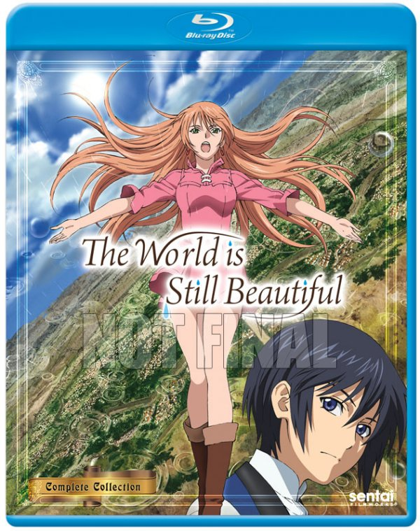 The World is Still Beautiful BD Cover