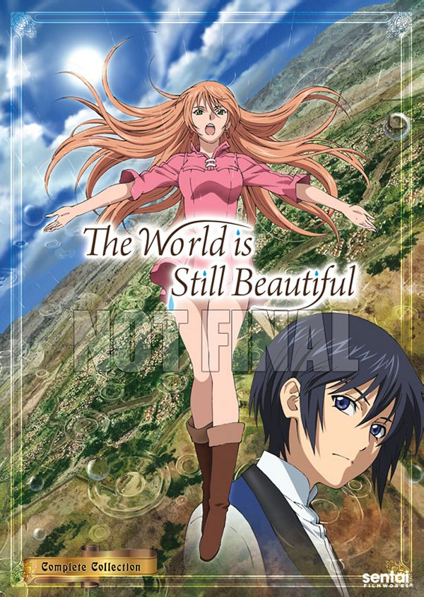 The World is Still Beautiful DVD Cover