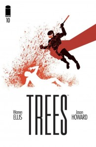 Trees Issue 10 Cover