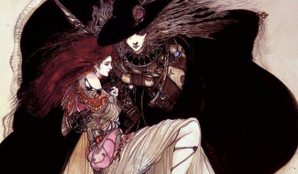 Luci Christian Boards Vampire Hunter D Anime Dub The