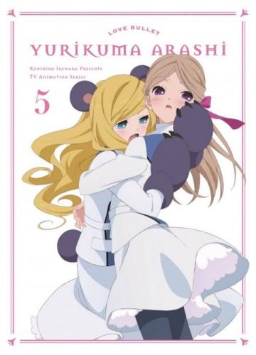 Yuri Kuma Arashia Japanese Volume 5 Cover
