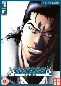 Bleach UK Series 16 Part 1 Cover