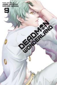 Deadman Wonderland Volume 9 Cover