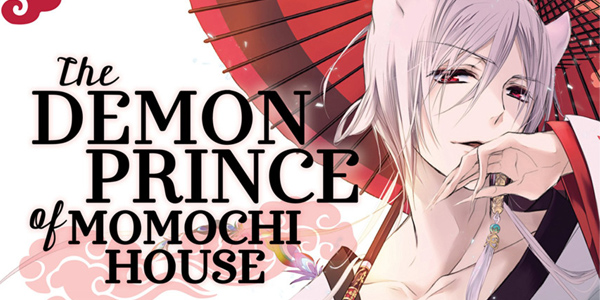 The Demon Prince of Momochi House Vol  #01 Manga Review