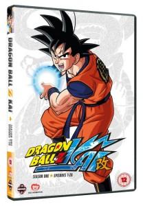 Dragon Ball Z Kai UK Volume 1