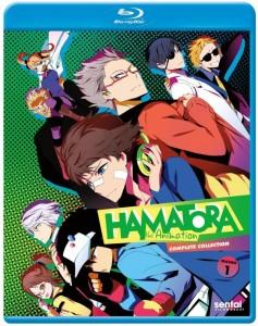 Hamatora BD Cover