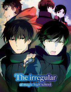 Irregular at Magic High BD Set 2 Cover