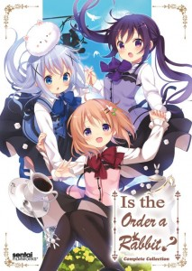 Is The Order a Rabbit DVD Cover