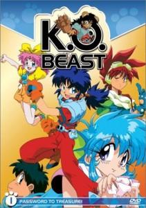 KO Beast DVD 1 Cover