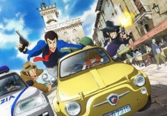 Lupin the 3rd 2015 Visual 1