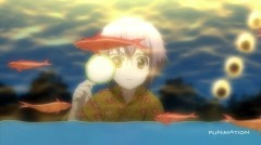 Yuki never really came into sharp focus for most of the show
