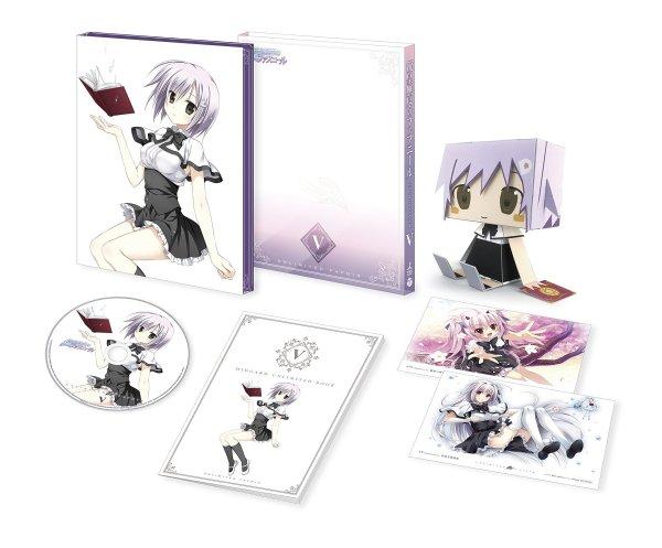 Unlimited Fafnir Japanese Volume 5 Packaging
