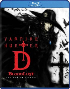 Vampire hunter D Bloodlust BD