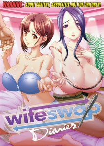 Wife Swap Diaries Cover