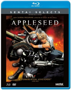 Appleseed Sentai Selects Cover