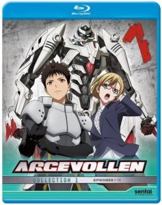 Argevollen Collection 1 BD Cover