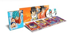 Dragon Ball Z Resurrection F Collector's Edition Packaging