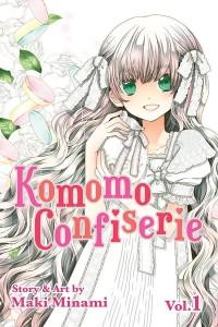 Komomo Confiserie Volume 1 Cover