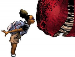 Moon Girl & Devil Dinosaur Header