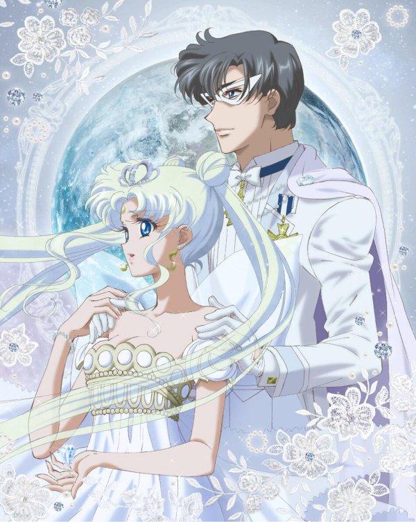 Sailor Moon Crystal Volume 11 Japanese Cover