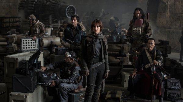 Star Wars Rogue One Header