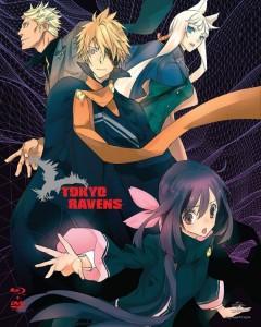 Tokyo Ravens Part 2 Cover