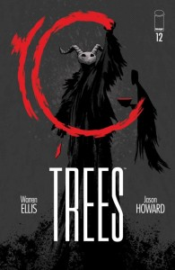 Trees Issue 12 Cover
