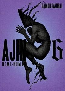 Ajin Volume 6 Cover