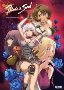 Blade & Soul DVD Cover